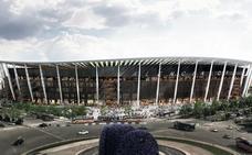 Alemany: «Estamos avanzando con el nuevo estadio»
