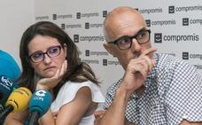Àlvaro dimite como portavoz de Els Verds y culmina la fractura en el partido de Compromís