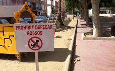 45 multas en 4 meses por heces de perro en las calles de Pego