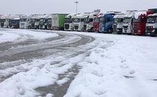 «Tengo parados 50 camiones»