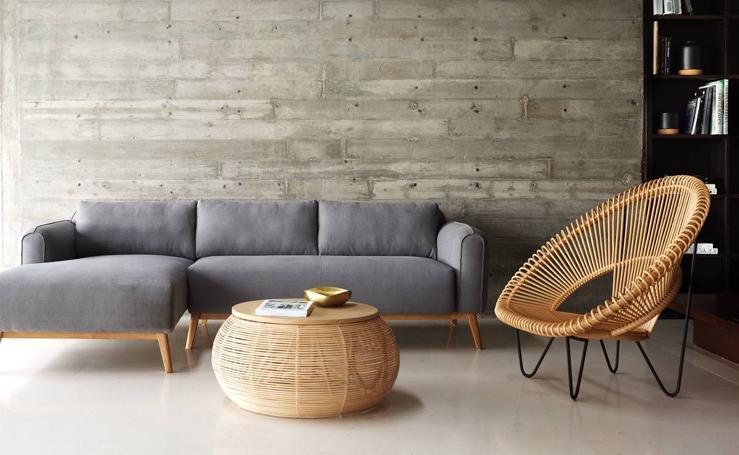 Fotos de la línea Room de El Corte Inglés que reta a Ikea