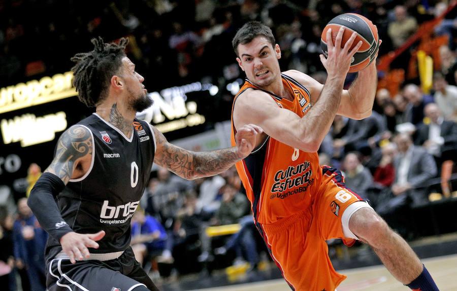 Fotos del Valencia Basket-Brose Bamberg