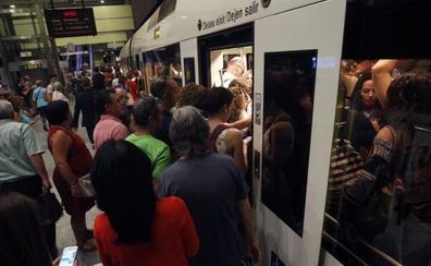 La T2 del metro de Valencia cambia de nombre
