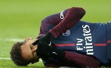Neymar, operado