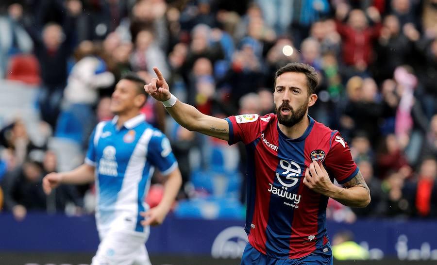 Fotos del Levante UD - RCD Espanyol