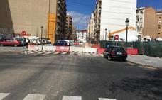 El Ayuntamiento elimina el tapón urbanístico de la calle Palleter y reabre la vía