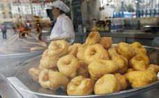 Recomendaciones para comprar buñuelos en Fallas