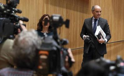 Camps se enzarza con ERC porque hablar de país valenciano es un «insulto»