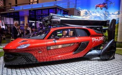 El coche volador ya es una realidad y saldrá a la venta muy pronto