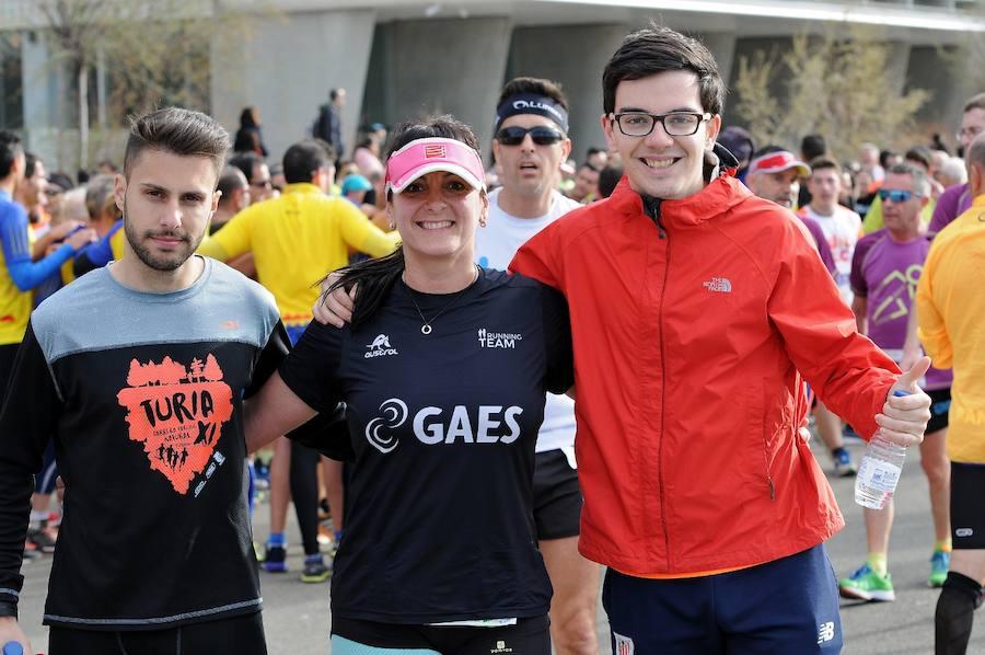 Fotos de la I Volta a Peu Runners Ciutat de Valencia