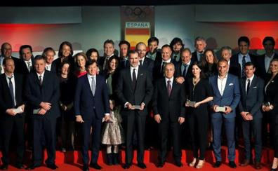 «Yo portaba un símbolo que nos une a todos», proclama el Rey en el homenaje a los héroes de Barcelona'92