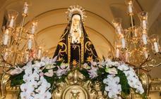 Viernes de Dolor en Valencia | Programa de actos, procesiones y horarios del 23 de marzo en la Semana Santa Marinera 2018