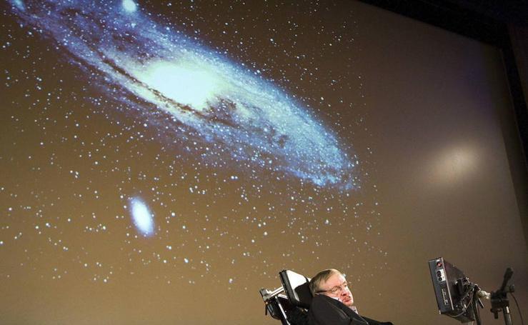 Stephen Hawking una vida dedicada a la ciencia, en imágenes.