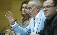 Puig recupera como asesor a su candidato a presidir À Punt