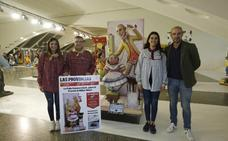 El premio LAS PROVINCIAS al Ninot Tradicional recae en Gayano Lluch-M. Merenciano