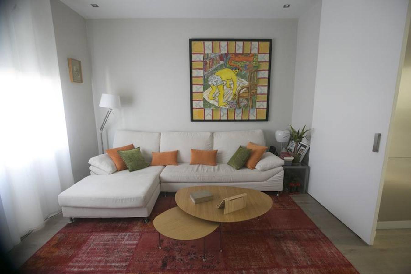 La casa de Carmen Gómez