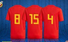 El dorsal que ha elegido Dani Parejo para debutar con la selección