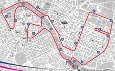 Calles cortadas, recorrido, horarios del Mundial de Medio Maratón de Valencia 2018
