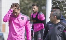 El Levante pierde a Rochina para tres semanas