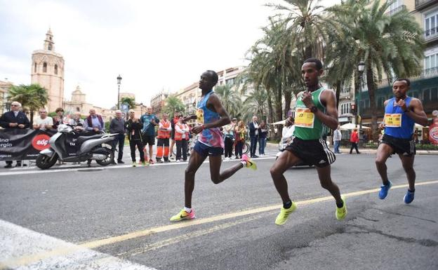 Horario de salida y cómo ver por televisión en directo el Medio Maratón de Valencia 2018