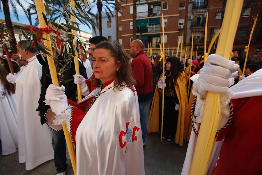 Fotos del Domingo de Ramos en la Semana Santa Marinera 2018