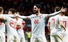 Isco: «Aquí tengo confianza; en el Madrid quizás el problema soy yo, que no me la he ganado»