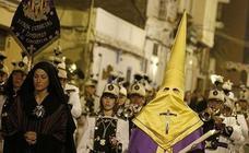 Miércoles Santo en Valencia | Programa de actos, procesiones y horarios del 28 de marzo, la Semana Santa Marinera 2018