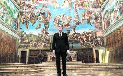 El hombre que custodia las 2.797 llaves del Vaticano