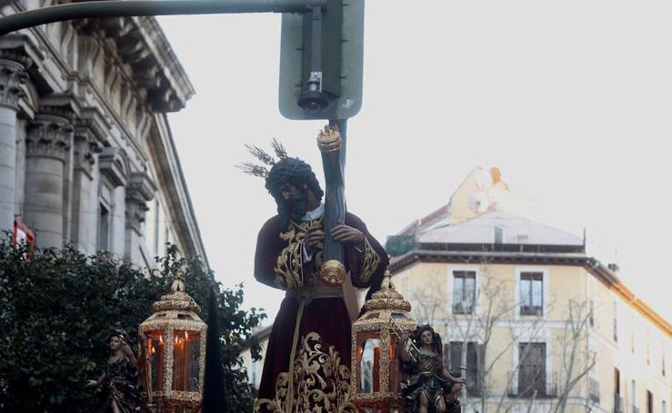 Procesión del Jesús del Gran Poder de Madrid
