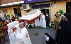 Qué hace especial al Cristo Yacente de la Semana Santa Marinera de Valencia