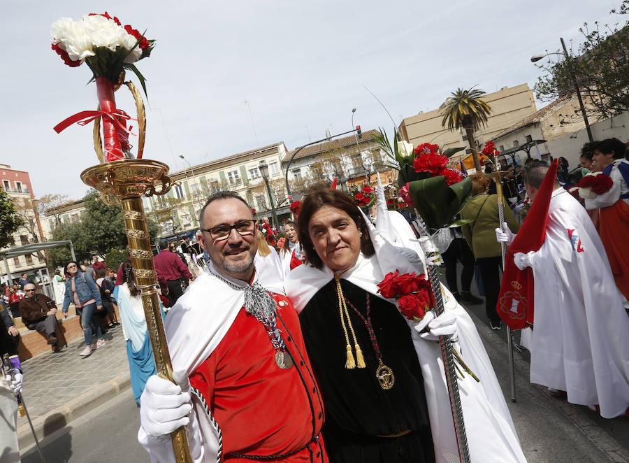El Desfile de Resurrección de la Semana Santa Marinera 2018, en imágenes