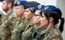El Ejército alemán planea introducir uniformes premamá
