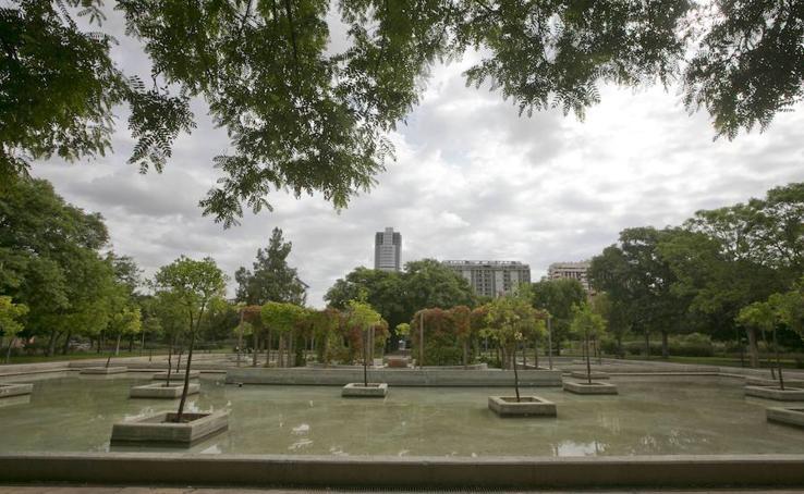 Jardines históricos de Valencia