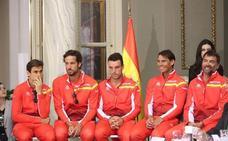 Pablo Carreño se cae por lesión de la Copa Davis