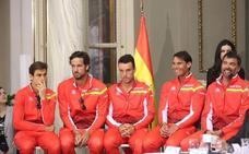 Nadal y Ferrer jugarán los partidos individuales en la plaza de toros de Valencia