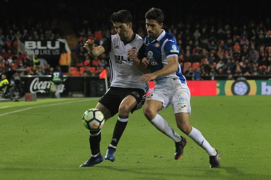 Fotos del Valencia CF - Espanyol