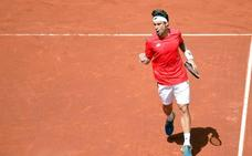 Ferrer entrega a España la victoria