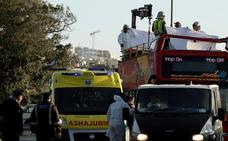 Una española y un belga mueren tras impactar un autobús de dos pisos con las ramas de un árbol en Malta