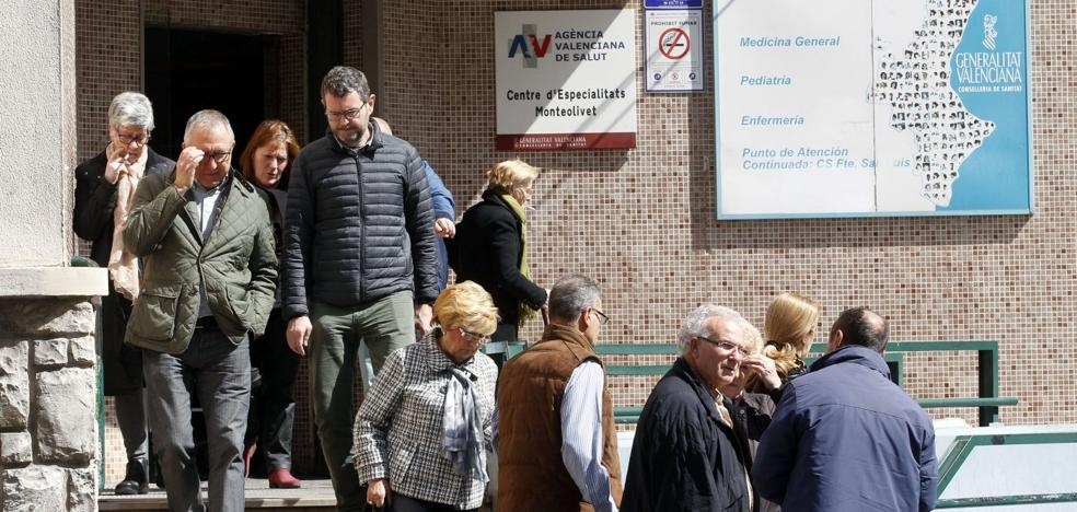 Cuatro de cada diez consultas en primaria en Valencia son de salud mental