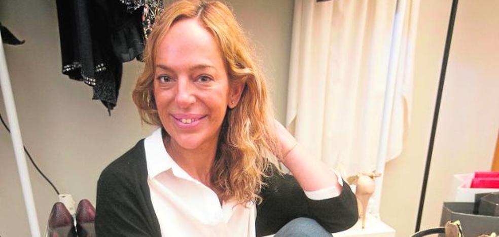Paula Alcón, en sus zapatos