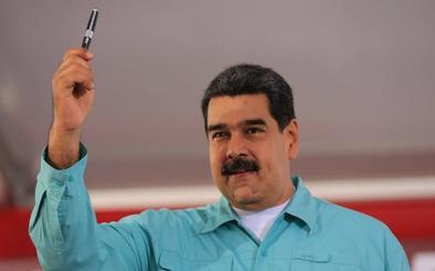 Maduro apoya restablecer los embajadores entre Venezuela y España «si hay respeto»