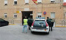 Se atrinchera en un club de alterne tras pasarse el día cometiendo violentos robos en varios municipios valencianos