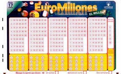 Un valenciano gana el segundo premio del Euromillones
