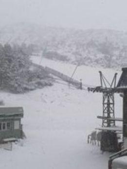 Las fuertes nevadas contraatacan en primavera