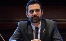 Torrent aplaza indefinidamente el pleno para la investidura de Jordi Sànchez