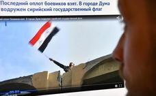 Francia tiene pruebas de que el régimen sirio utilizó armas químicas en Duma
