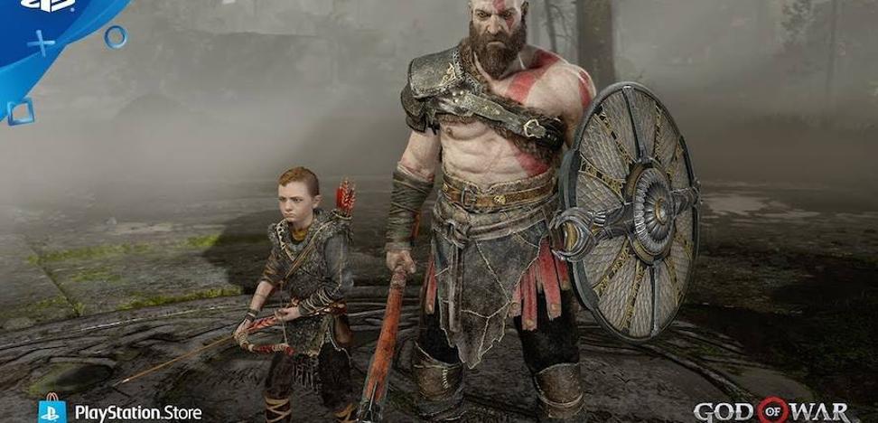 God of War, vuelve el dios de la guerra