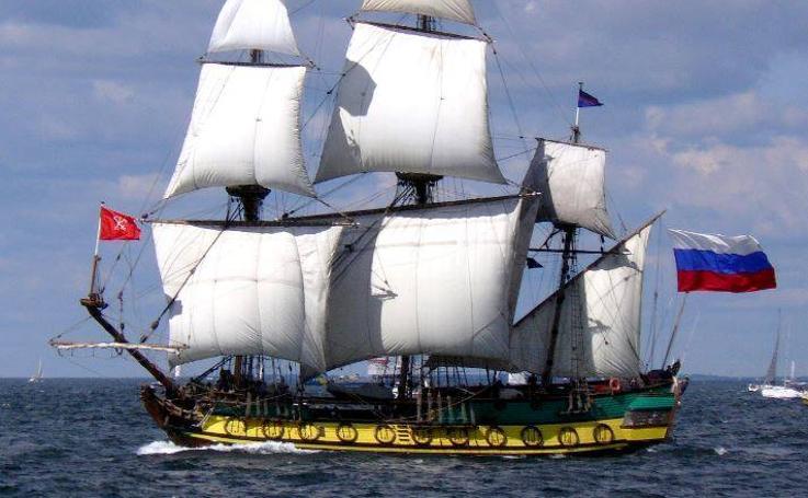 La Nao Victoria y otras espectaculares réplicas de barcos de época
