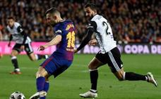 Montoya y Ferran Torres, fuera de la convocatoria para el Camp Nou