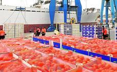 Los agricultores valencianos se lanzan a la conquista del mercado chino a costa de EE UU